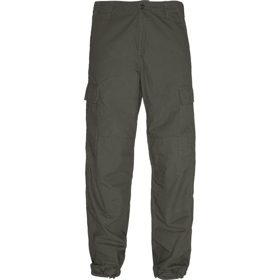 REGULAR CARGO PANT-I015875 - Cargo Pants - Bukser - Regular - MOOR RINSED - 1